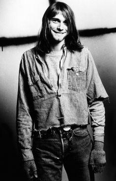 Kurt Cobain, Seattle, February 1990