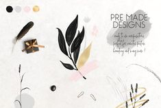 Introducing the delicate & elegant collection of frames, patterns and compositions. Collection is also a big variety of individual elements: gorgeous uppercase Make Design, Web Design, Graphic Illustration, Illustrations, Art Reference, Charcoal, Stationery, Blush, Delicate