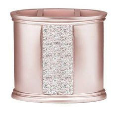 Willa Arlo Interiors Add a glamorous touch of Hollywood style to your bathroom with this dazzling toothbrush holder. Luxury Shower Curtain, Custom Shower Curtains, Fabric Shower Curtains, Tissue Box Covers, Tissue Boxes, Pink Bathroom Decor, Mosaic Bathroom, Shower Rod, Resin