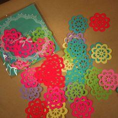 Shapes Applique  #craft365.com