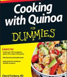 The clueless pakistani cook a beginners guide to pakistani cooking cooking with quinoa for dummies pdf forumfinder Choice Image