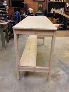 Elegant Diy Movable Workbench