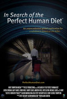 Not a book, but a movie. A must watch- In Search of the Perfect Human Diet