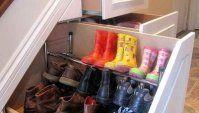 30+ Creative Shoe Storage Ideas