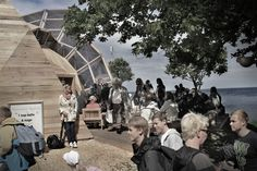 Tejlgaard & Jepsen Transform a Temporary Geodesic Dome Into a Permanent Structure,Courtesy of Tejlgaard & Jepsen