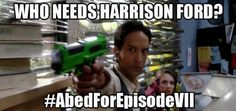 Abed for Episode 7