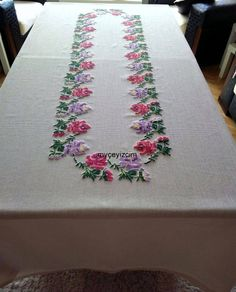Stitch Crochet, Cross Stitch Rose, Doilies, Table Runners, Embroidery Stitches, Pretty, Handmade, Decor, Roses