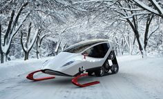 The Snow Crawler Protects You From the Elements | Cool Material