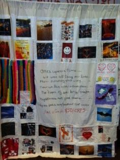 RSD/CRPS quilt from PAINWeek.  Order a quilting kit and get more info at www. RSDCRPS.org   #RSD #CRPS #painweek