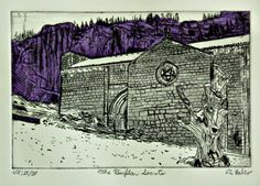 Jerry  Di Falco templar church in spain absolutearts.com