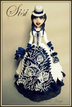 Lady Sisi - Cake by AlenaNova #Provestra #Skinception coupon code nicesup123