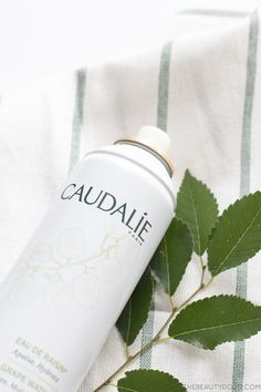 Caudalie Grape Water Review