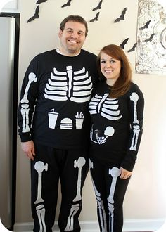 If I am pregnant for Halloween 2014 I am SO doing this!