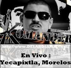 Discografia-El Komander -11 CDS : Discografias - Sinaloa-Mp3