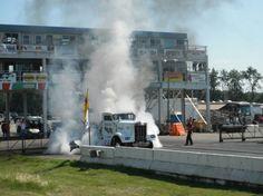 JB's Power Centre Canadian Diesel Nationals at Castrol Raceway Near Edmonton Canada