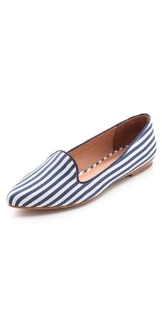 striped loafers...2 of my favorite things in 1!