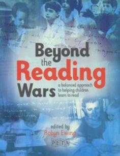 Item Detail - Beyond the Reading Wars Peta, War, Teaching, Books, Libros, Book, Book Illustrations, Map, Teaching Manners