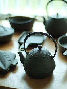 Japanese Nanbe iron kettle