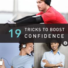 19 Tips to Boost Confidence Right Now, Because You're Awesome #health #happiness #confidence