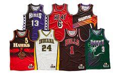 adidas Rolls Out Retro NBA Uniforms