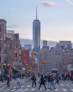 Lower Manhattan Photography New York City Manhattan Map, Manhattan Skyline, Lower Manhattan, New York Skyline, Manhattan Restaurants, New York Winter, One World Trade Center, I Love Nyc, Viajes