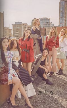 Dreamcatcher Photobook: Center of the Time [SCANS] Kpop Girl Groups, Kpop Girls, Steven Universe, Soyeon, Korean Beauty, Asian Beauty, Ulzzang Girl, K Idols, Photo Book