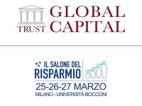 Marco Zoppi e il team di Global Capital Trust vi aspettano dal 25 al 27 Marzo al Salone del Risparmio → http://goo.gl/KHQcQw