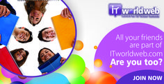All your friends are part of ITworldweb.com Are you too? join now http://www.itworldweb.com/?a_aid=Webfries