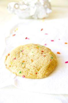 Single Serve Sugar Cookie