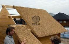 Easyriet Rietdakplaten 90, 120,150,244 x 61.3 cm riet dakplaten