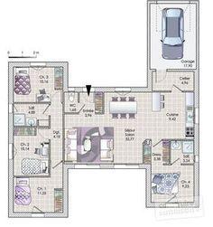 plan habill rdc maison une maison en phase avec son poque