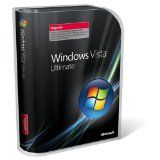 Microsoft Windows Vista Ultimate UPGRADE DVD (OLD VERSION) (DVD-ROM)By Microsoft Software