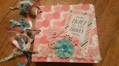 TPHH Pre-made 6x6 Scrapbook Album by detailed4u in Crafts, Scrapbooking & Paper Crafts, Scrapbooking Albums | eBay