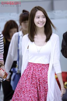 That incredible natural look of Yoona SNSD Snsd Fashion, Asian Fashion, Look Fashion, Girl Fashion, Girls Generation, Yoona Snsd, Airport Style, Airport Fashion, Korean Celebrities