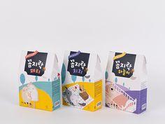 Branding & Package Design Graduate Exhibition on Behance Kids Packaging, Fruit Packaging, Food Packaging Design, Beverage Packaging, Packaging Design Inspiration, Brand Packaging, Branding Design, Biscuits Packaging, Design Poster