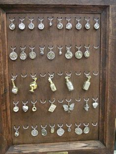 Waxing Poetic Potion Charms have arrived -- all new display makes it easier to choose