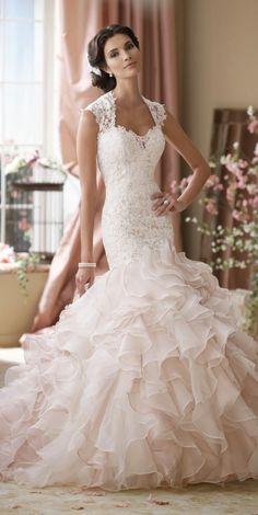 David Tutera for Mon Cheri   Elegance Bridal Collection