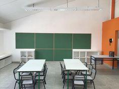 Emergencia hídrica: 137 escuelas entrerrianas reciben #mobiliario escolar