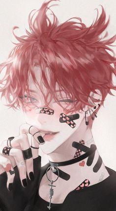 Hot Anime Boy, Dark Anime Guys, Cool Anime Guys, Handsome Anime Guys, Anime Boys, Anime Demon Boy, Anime Boy Hair, Manga Anime Girl, Anime Neko