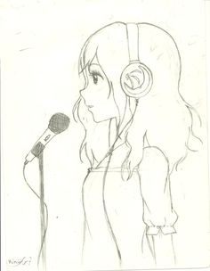singer drawing - Google Search