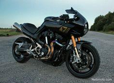 Nyt myynnissä Yamaha MT-01 2008. Klikkaa tästä kuvat ja lisätiedot.