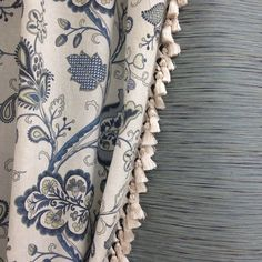 Drapery and upholstery fabric and trim from Mill End Store   www.millendstore.com