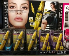 Maybelline Spider Effect Mascara | Spotted | The Budget Beauty Blog