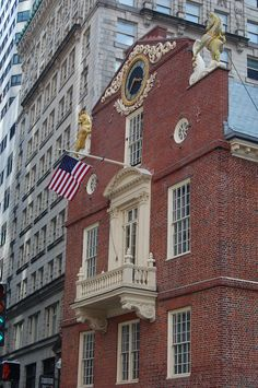 balcony from which the Declaration of Independence was read out The U S A was founded as a Constitutional REPUBLIC not a Democracy.