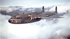 The Fairchild C-119 Flying Boxcar