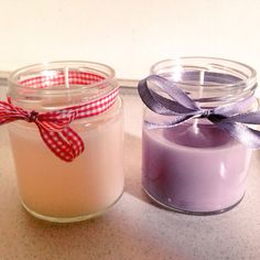 Home-Made Candles