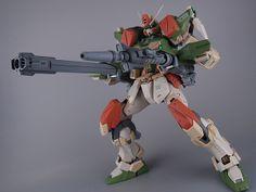 GAT-X103 Buster Gundam