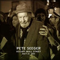 Pete Seeger - what a life!