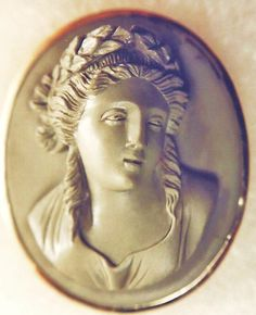 Cameo Jewelry, Gold Jewellery, Antique Jewelry, Vintage Jewelry, Pompeii Ruins, Lucky In Love, Lost Art, Victorian Era, Lava