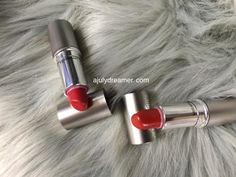 {Beauty} Mirabella Lipsticks :http://www.ajulydreamer.com/2015/11/beauty-mirabella-lipsticks/